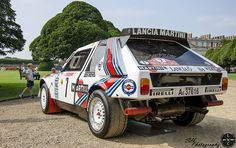 Starring: Lancia Delta S4 by shphotography1989 on Flickr.