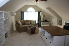 Slanted Walls Design Ideas, Pictures, Remodel, and Decor