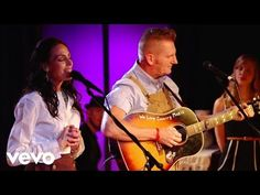 Joey and Rory YouTube Channel...Music video by Joey+Rory performing In The Garden. (C) 2013 Farmhouse Recordings