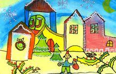 """Képtalálat a következőre: """"gyerek rajzok a kertről"""""""