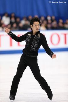 Daisuke TAKAHASHI 高橋大輔  Japan Sports