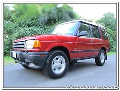 awesome 1997 Land Rover Discovery I - For Sale View more at http://shipperscentral.com/wp/product/1997-land-rover-discovery-i-for-sale/
