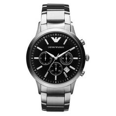 f3f2e5fcdfec Armani Timepiece For Men AR5905