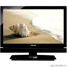 Toshiba 32PS10ZE LED HD Ready HDMI-2 20W Sound output 32 inch TV
