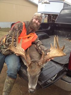 """When Kelby Pearah traded a buddy for his old World War II-era Russian Mosin-Nagant Model 91/30, he never dreamed he'd use it to take down the trophy buck of a lifetime. He hadn't even fired the rifle, which is equipped only with open sights, since last summer, and wasn't sure it shot straight when he got an invite to hunt Saturday morning on private land near Elm Grove in Bossier Parish. """"Everybody was laughing at me because I've got a big old beard and I was using a Russian gun,"""" said ..."""