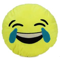 Emoji throw pillow (Multiple Variations Available)