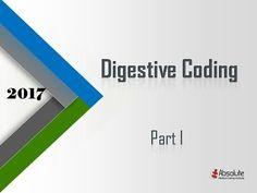 2017   Digestive System Coding - AMCI