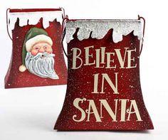 'Believe In Santa'