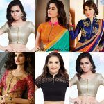 6 Awesome Saree Blouse Designs for Weddings