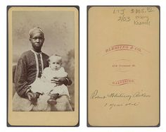 [Young African American woman holding baby] by SMU Central University Libraries, via Flickr