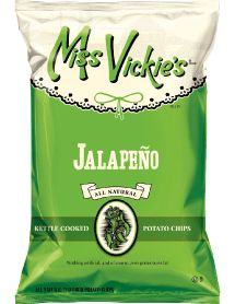 Miss Vickie's All Natural Kettle Cooked Jalapeno Potato Chips, 9 oz Kettle Cooked Chips, Jalapeno Chips, My Favorite Food, Favorite Recipes, Favorite Things, Best Chips, How To Cook Potatoes, Summer Barbecue