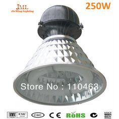 2016 Hot Sales high bay outdoor lamp 250W AC220V 20000lm IP54 Waterproof induction high bay light outdoor shopwork lights #Affiliate