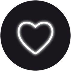 Lamp Neon Art / Symbol heart