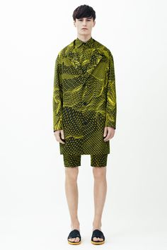 Christopher Kane Spring 2014 Menswear Collection