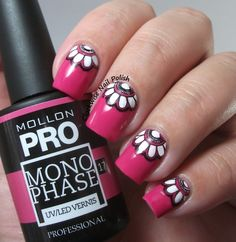 The Clockwise Nail Polish: Mollon Pro Monophase Kit - UV/LED Professional Manicure at Home - Review Part II