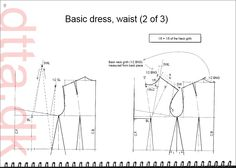 SYSTEM DTTA: PAGE 10, ROTATED | Tailoring - patternmaking, cutting and sewing | THE DESIGN AND TECHNICAL TAILORING ACADEMY | TILSKЖRERAKADEMIET I KШBENHAVN (KBH)
