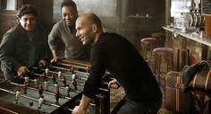 Annie Leibovitz - Luis Vuitton Ad,  Zinedine Zidane  Diego Maradona  Pele