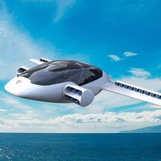 The Lilium Jet, will have fly-by-wire joystick controls, retractable landing gear, gull-wing doors, and a claimed...