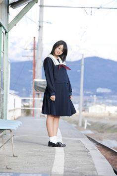 ¤미소녀 팩토리¤ : [WPB-net] No.120 Rina Koike(小池里奈) - 『冬から春への物語』③