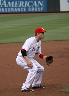 Todd Frazier ~ Cincinnati Reds