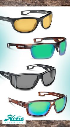 Hobie Sunnies Hone in on the Water Obsessed