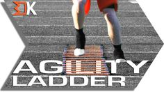 13 Speed and Agility Ladder Drills for Faster Footwork  The Agility Ladder is the most effect tool for training footwork & quickness.  These training videos were filmed in slow mo to give detailed instruction.  It is important to go slow on patterns until you are familiar with them, then increase your speed as much as you can without losing control.