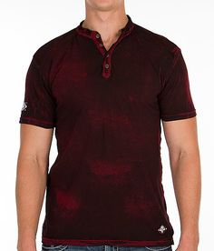 Affliction Fly Henley