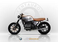 Kentauros BMW K75 Scrambler