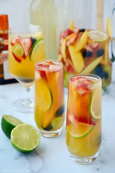 The best summer cocktails to beat the heat! Perfect drinks for parties! - - The best summer cocktails to beat the heat! Perfect drinks for parties! The best summer cocktails to beat the heat! Perfect drinks for parties! Best Summer Cocktails, Summer Sangria, Sangria Recipe For A Crowd, Best White Sangria Recipe, White Wine Sangria Recipe With Triple Sec, Easy Fruit Sangria Recipe, Homemade Sangria Recipe Easy, Sangria By The Glass Recipe, Sangria With Tequila Recipe