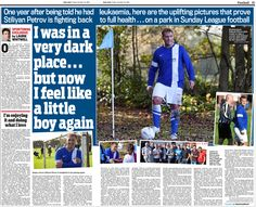 Daily Mail sport by Henry Nicholls