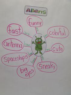 Mrs Jump's class-Aliens Love Underpants