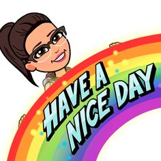 My awesome Bitmoji