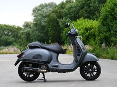 Fast Scooters, Vespa Scooters, Vespa 300, Vespa Super, Super Sport, Custom Bikes, Cars And Motorcycles, Motorbikes, Gears