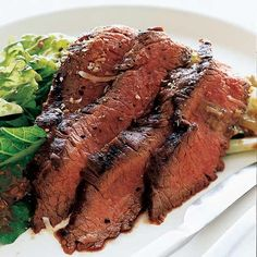 Rib-Eye Steak au Poivre | When making steak au poivre, Maria ...
