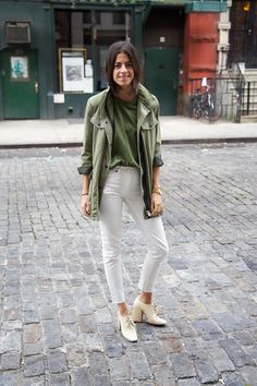Because It's Saturday - Man Repeller sometimes its just good to wear whatever the crap you want. shop your own closet. love it
