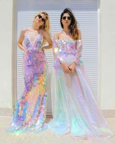Happy Sunday mermaids! ✨✨✨ Dresses by Teuta Matoshi Duriqi