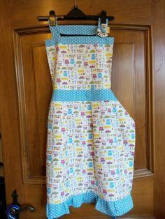 Ladies apron - baking designs