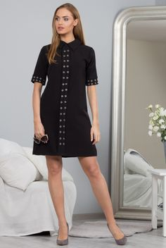 Sukienka czarna 98700