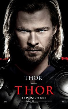 Thor         ~Chris Hemsworth
