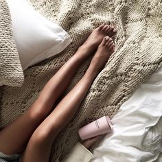 Sometimes it is so good to stay in bed for the whole day!