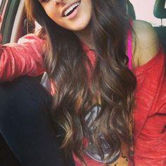 Rich & Bold Brunette Hair Color