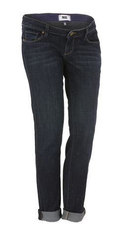 Paige Premium Westbourne Jimmy Jimmy | Under Belly Skinny Designer Maternity Jeans