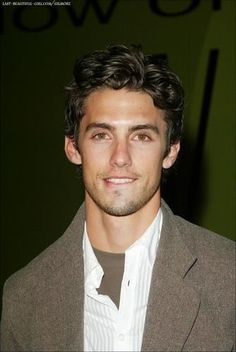 Milo Ventimiglia, you can bite MY lip