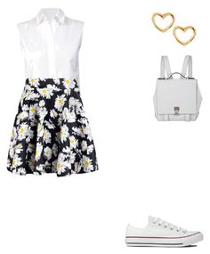 """School Look."" by amya03 ❤ liked on Polyvore"