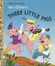 The Three Little Pigs Pretend Play - Frugal Fun For Boys