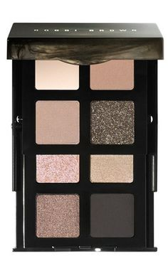 All about this palette. The Smokey Nudes | Bobbi Brown.