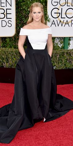 Cate Blanchett JOHN SHEARER/GETTY IMAGES 4 of 80 AMY SCHUMER Amy Schumer in Prabal Gurung. 2016 Golden Globes Red Carpet Arrivals - Amy Schumer  - from InStyle.com