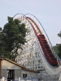 Screamin' Eagle, Six Flags St. Louis, Missouri