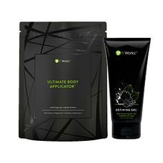 45 minutes can help you tighten and tone to really show off your muscles. Pair a body applicator with the defining gel to get the fastest results.   Click or contact me via Facebook to learn more.