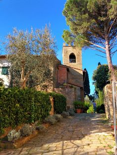 Hunting for hidden corners in Tuscany: the beautiful Buggiano Castello